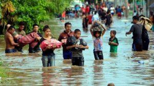 東ティモール洪水2